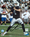 Derek Carr Oakland Raiders Autographed 8x10 Photo