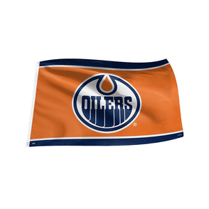 Edmonton Oilers Team Flag
