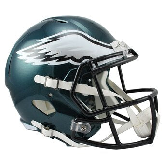 Philadelpia Eagles Riddell Speed Replica Helmet