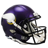 Minnesota Vikings Riddell Speed Replica Helmet
