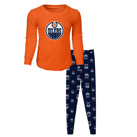 Edmonton Oilers Youth Road Replica Jersey