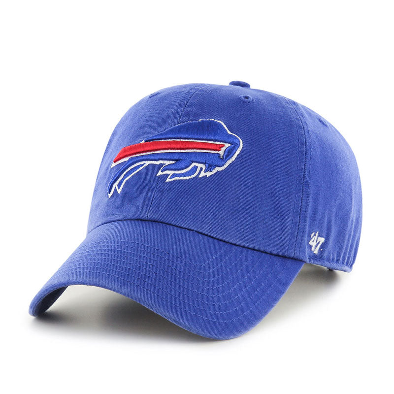 Buffalo Bills '47 Clean Up Cap