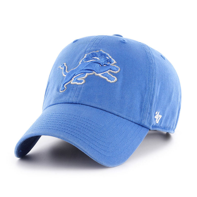 Detroit Lions '47 Clean Up Cap