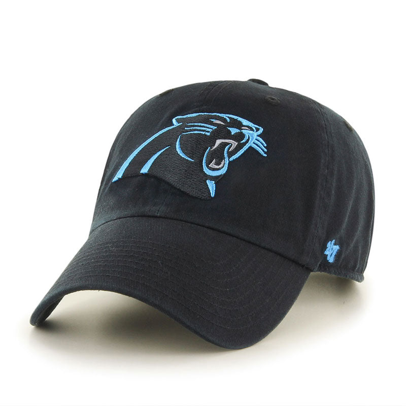 Carolina Panthers '47 Clean Up Cap