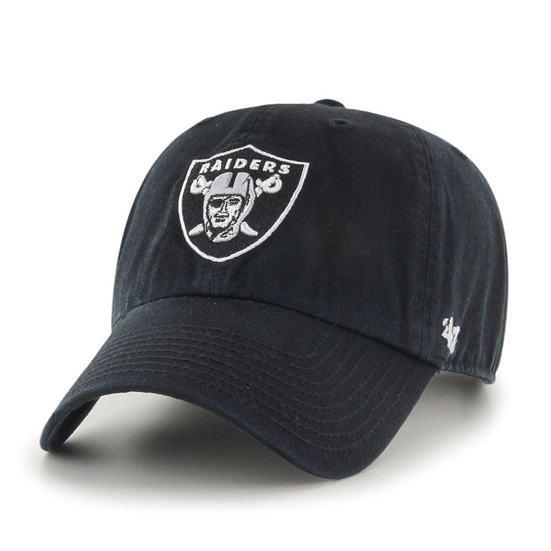 Las Vegas Raiders '47 Clean Up Cap
