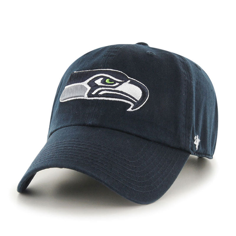 Seattle Seahawks '47 Clean Up Cap
