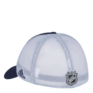 Edmonton Oilers adidas Meshback Slouch Cap