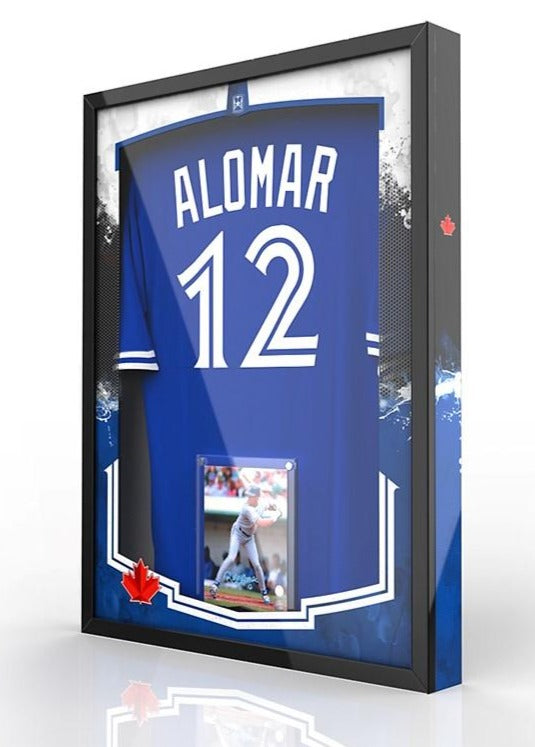Toronto All Star Jersey Show Case