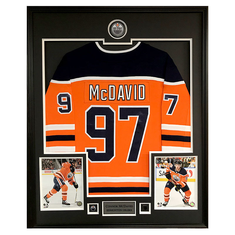 Deluxe Jersey Framing Package
