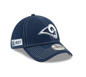 Los Angeles Rams New Era 39Thirty 2019 NFL Sideline Cap