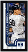 Aaron Judge New York Yankees Mini Frame