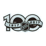 NHL 100 Centennial 2017 Jersey Patch
