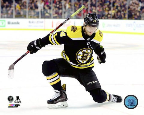 edd71ad2ab4 Jake DeBrusk Boston Bruins Autographed and Inscribed Official NHL ...