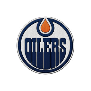 Edmonton Oilers Embroidered Patch