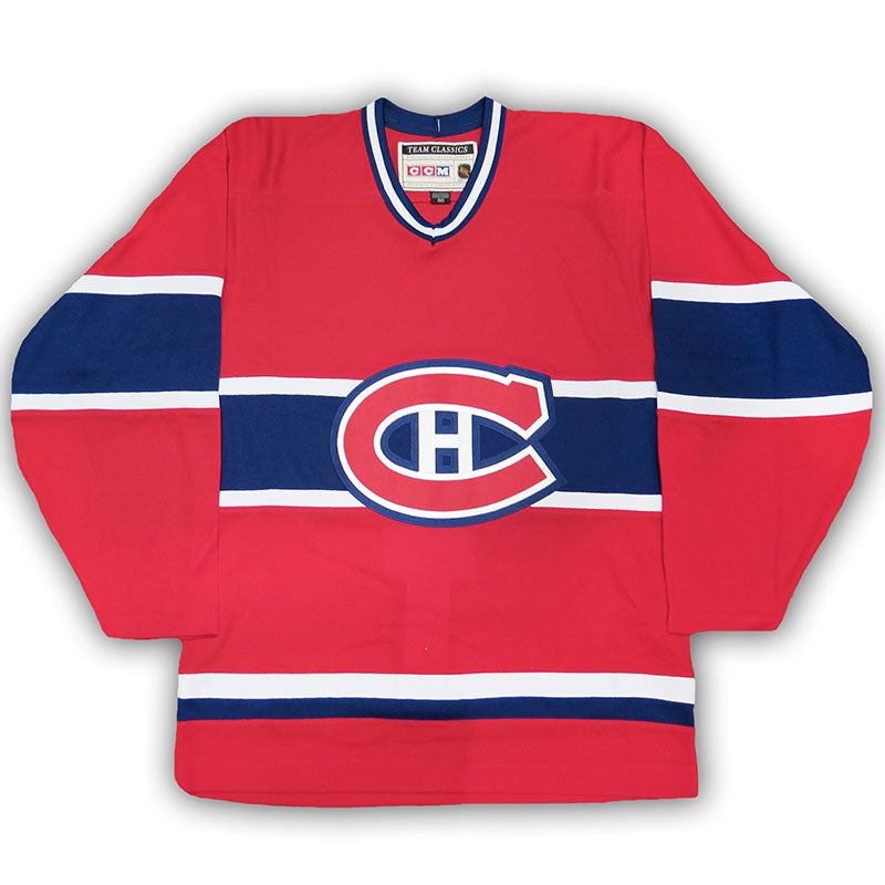 Montreal Canadiens Authentic CCM Jersey
