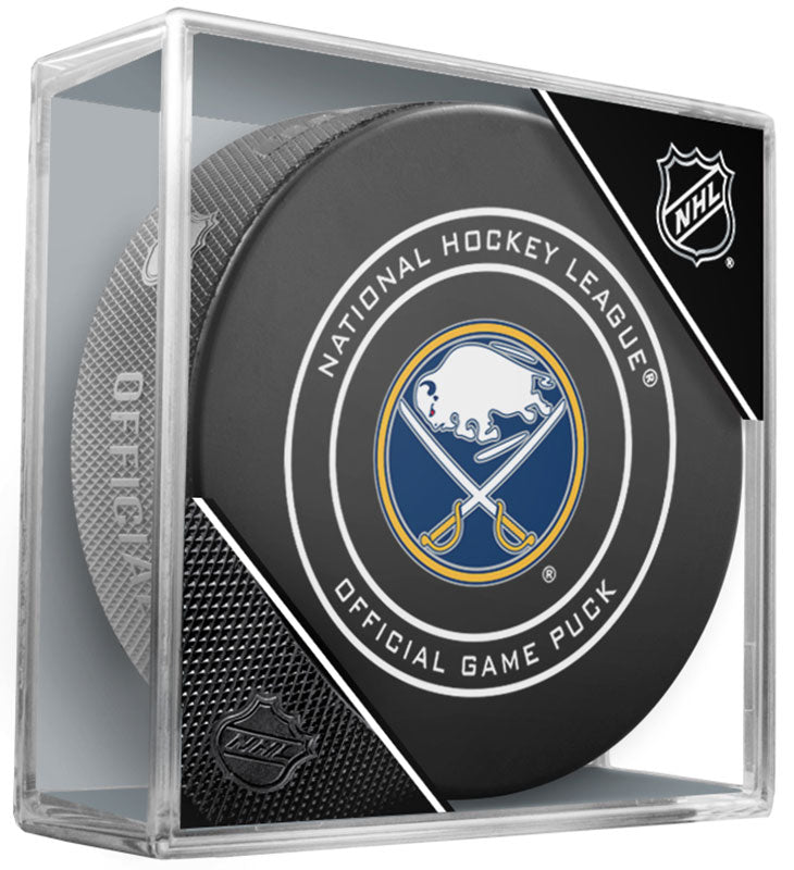 Buffalo Sabres Official NHL Game Puck