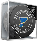 St. Louis Blues Official NHL Game Puck
