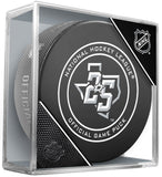 Dallas Stars 25th Anniversary 2017-2018 Official NHL Game Puck