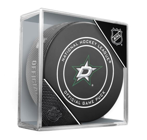 Dallas Stars Official NHL Game Puck