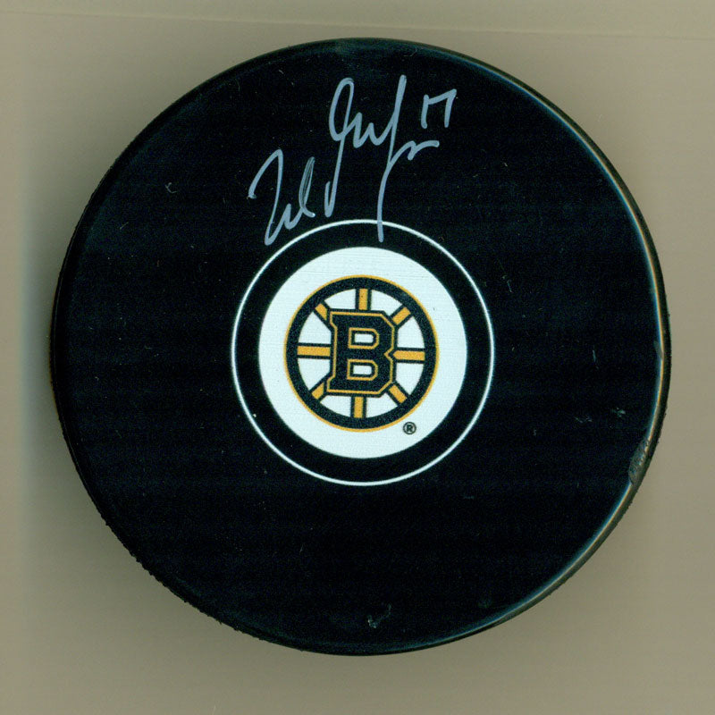 Milan Lucic Boston Bruins Autographed Puck – Pro Am Sports 078f28502