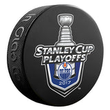 Edmonton Oilers 2017 Stanley Cup Playoffs Puck
