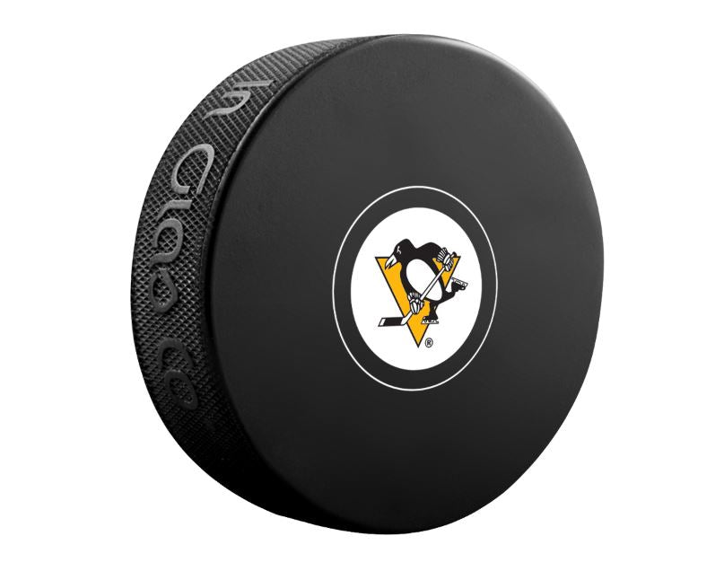 Pittsburgh Penguins Unsigned Puck