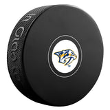 Nashville Predators Unsigned Puck