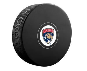 Florida Panthers Unsigned Puck