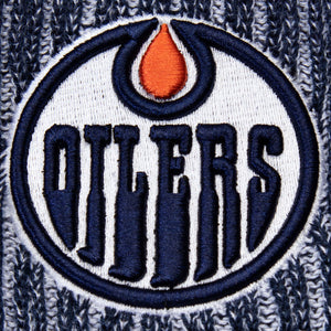 Edmonton Oilers Authentic Pro Rinkside Cuffed Beanie