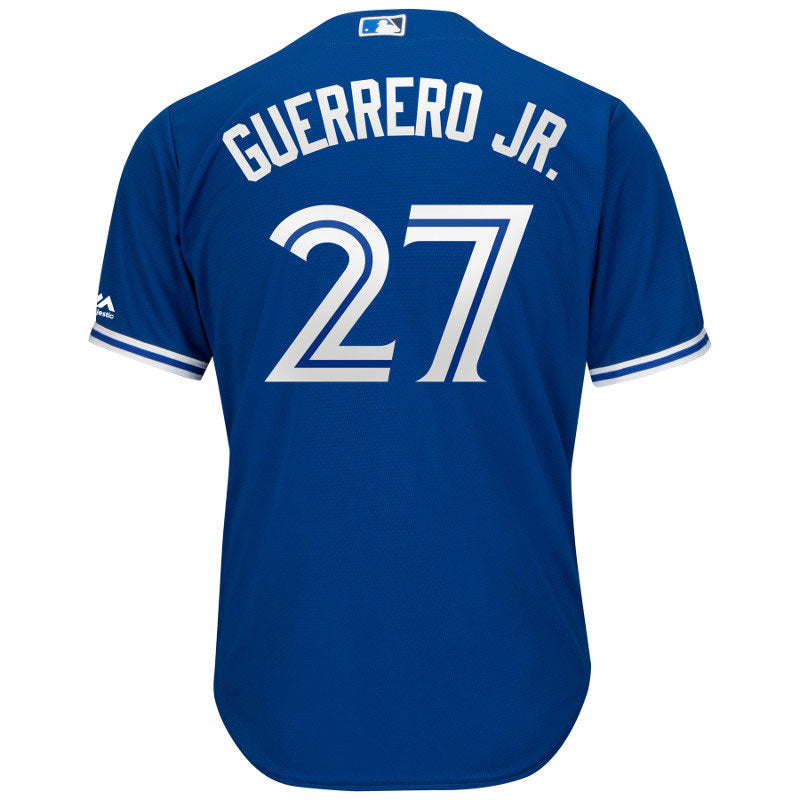 Vladimir Guerrero Jr. Toronto Blue Jays Royal Alternate Replica Jersey