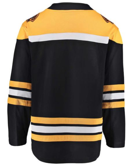 Boston Bruins Breakaway Replica Home Jersey