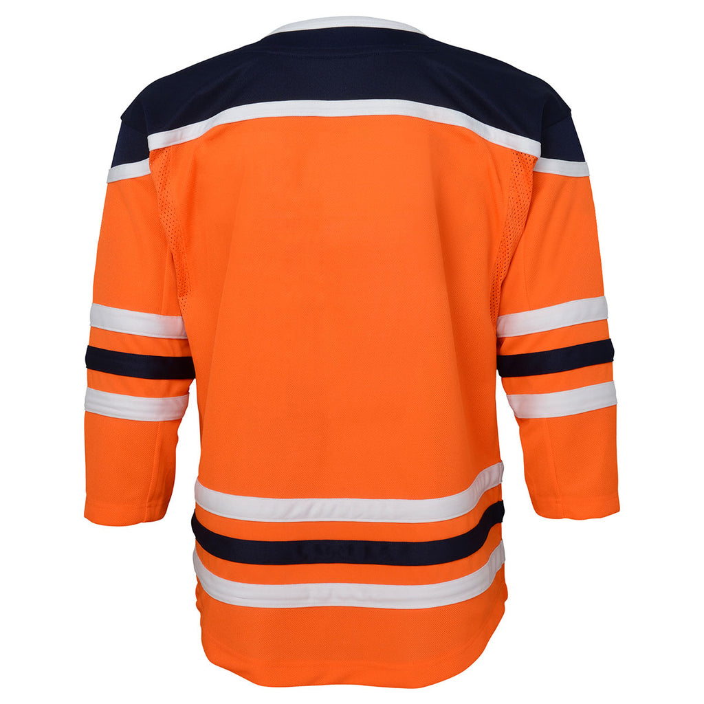 Edmonton Oilers Infant Home Replica Jersey