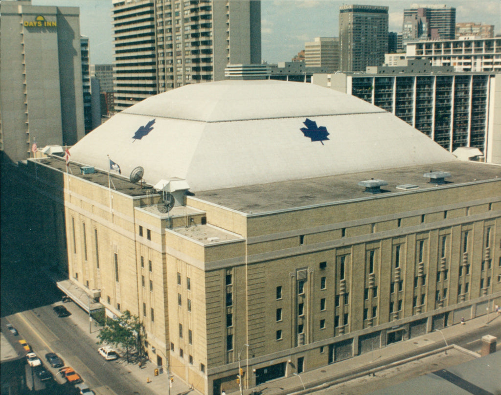 Maple Leaf Gardens 8x10 Photograph