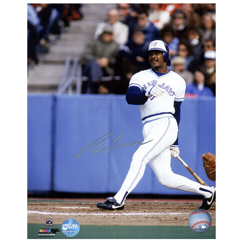 George Bell Toronto Blue Jays Autographed 8x10 Photo