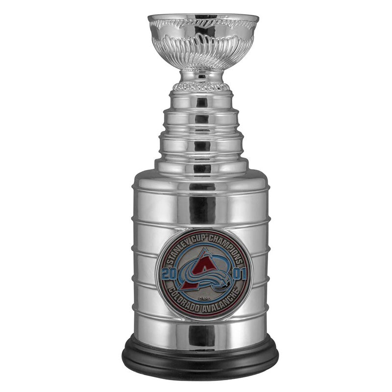 "Colorado Avalanche 2001 8"" Stanley Cup Replica"