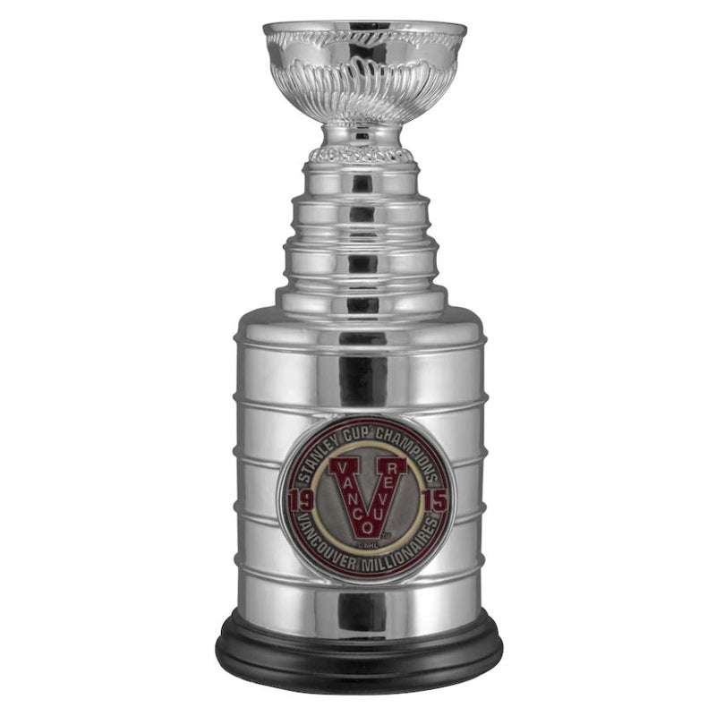"Vancouver Millionaires 1915 8"" Stanley Cup Replica"