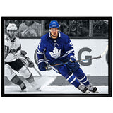 Auston Matthews Toronto Maple Leafs 20x29 Canvas Frame