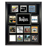 The Beatles UK Album Discography 20x24 Collage