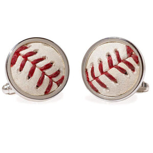 Toronto Blue Jays Game Used Baseball Cuff Links