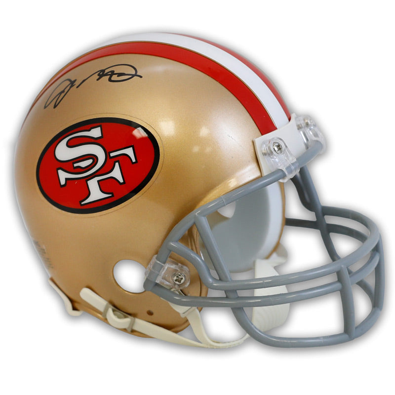 Joe Montana San Francisco 49ers Autographed Mini Helmet