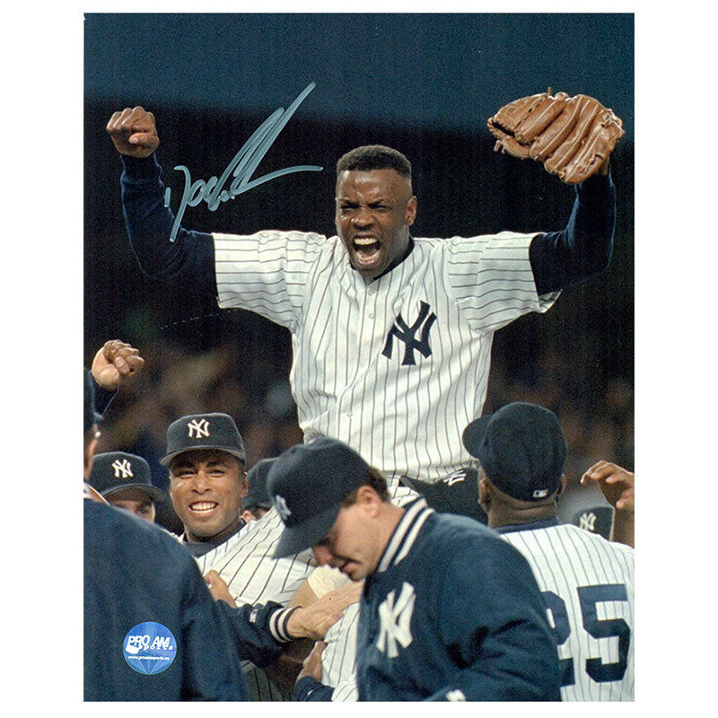 "Dwight ""Doc"" Gooden New York Yankees Autographed 8x10 Photo"