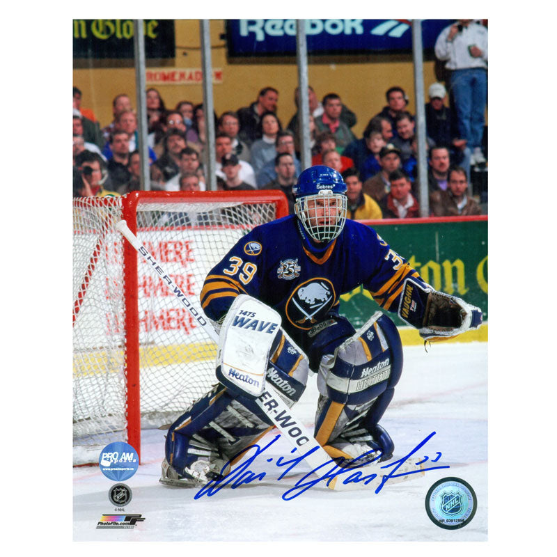 the best attitude 65729 9d1e8 Dominik Hasek Buffalo Sabres Autographed 8x10 Photo
