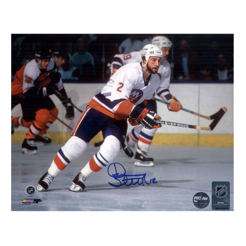 Duane Sutter New York Islanders Autographed 8x10 Photo