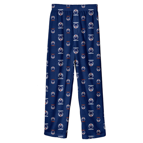 Edmonton Oilers Little D-Man Creeper/Bib/Bootie Set