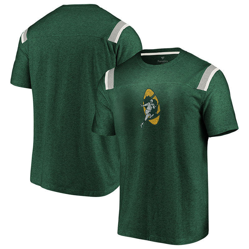 Green Bay Packers True Classic Vintage Tee