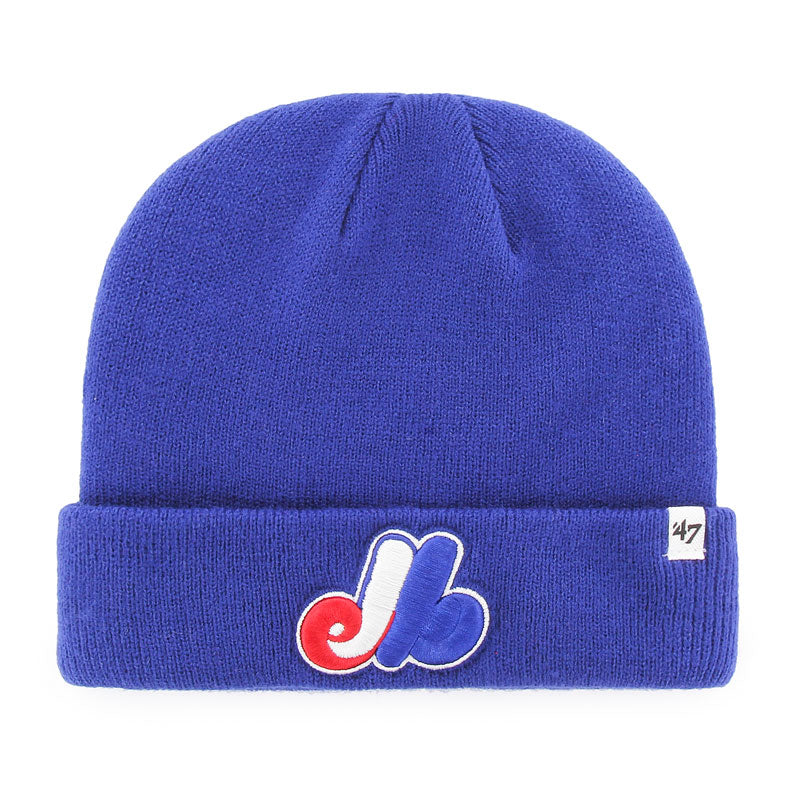 Montreal Expos '47 Raised Cuff Knit Toque