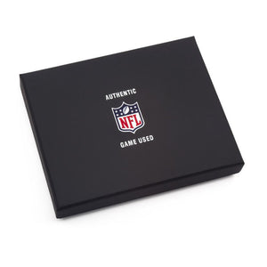 Seattle Seahawks Game Used Uniform Wallet