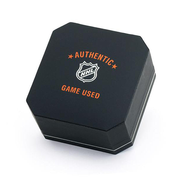 Edmonton Oilers Game Used Puck Edge Cuff Links