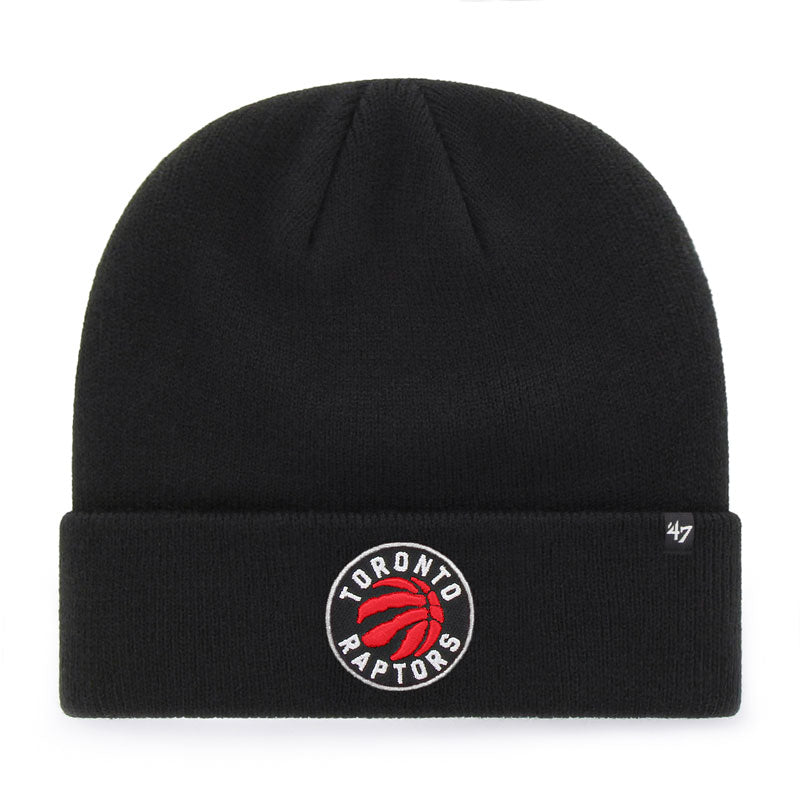 Toronto Raptors '47 Raised Cuff Knit Toque