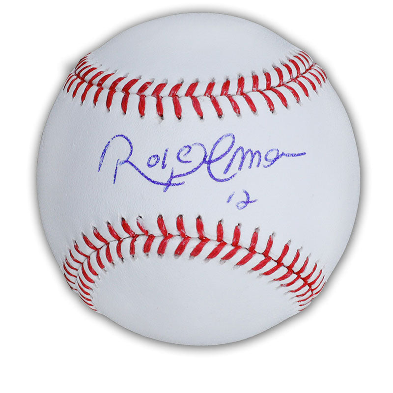 Roberto Alomar Autographed 1992 Official World Series Baseball